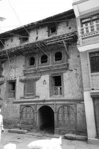 Wohnhaus der Newar in Dhulikhel
