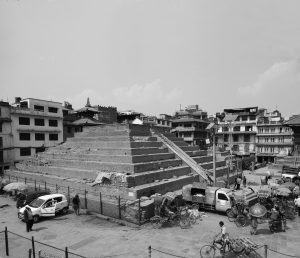 ...nach dem Erdbeben von 2015
