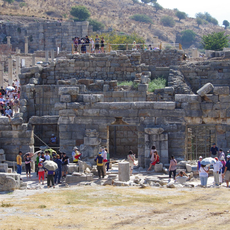 Ephesos, Obere Agora