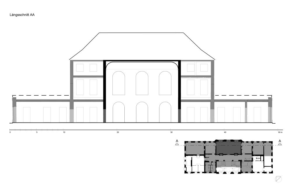 2. Baubestand 1704-09