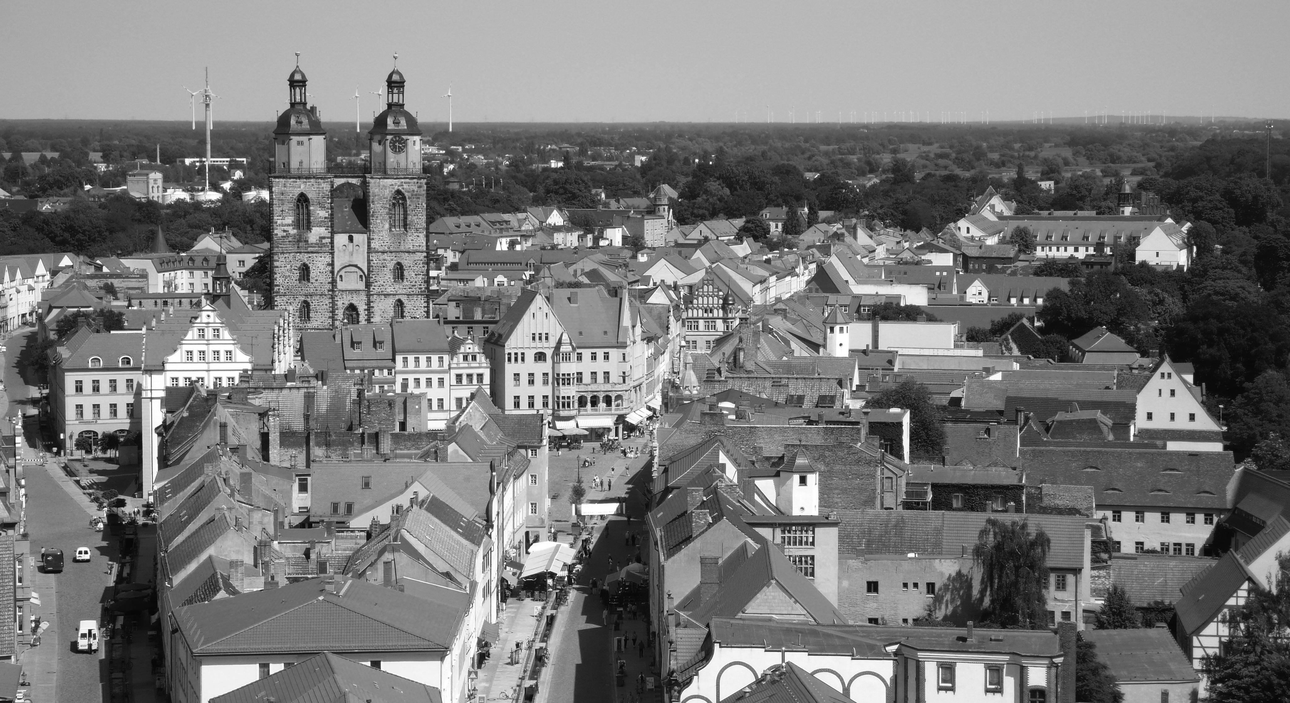 Wittenberg. Zentrum der Reformation