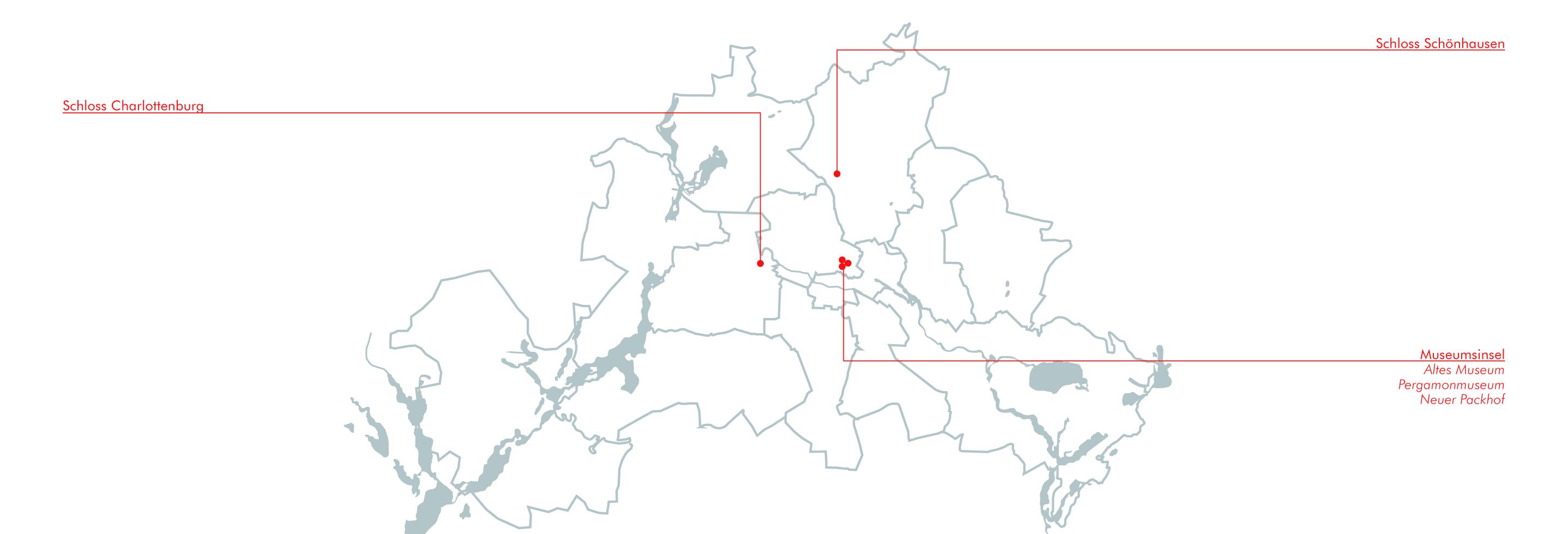 Berlin-Brandenburg und Umgebung
