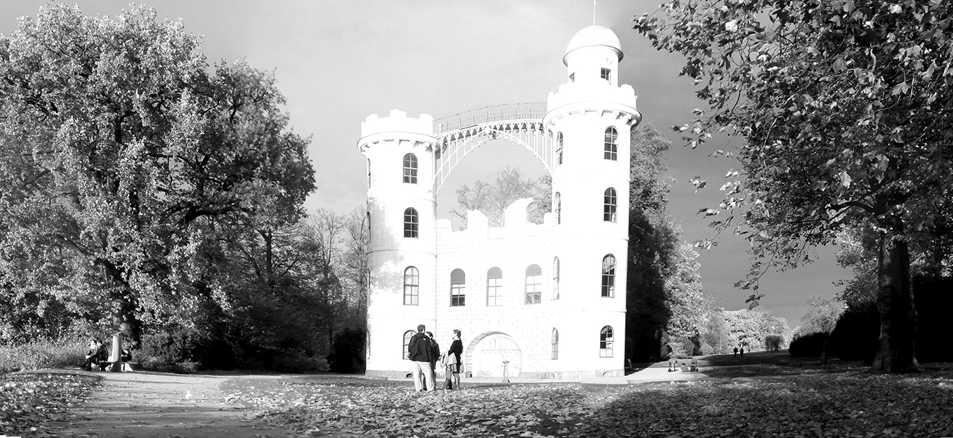 Berlin-Wannsee, Schloss Pfaueninsel