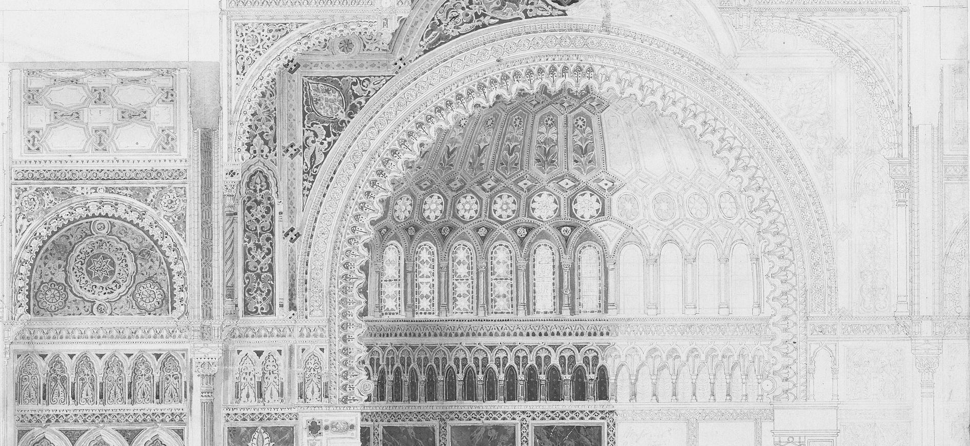 Berlin – Berliner Synagogen zwischen 1853 und 1933
