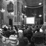 Präsentation der ersten Ergebnisse (Foto Iulia Ciomu, 2016)