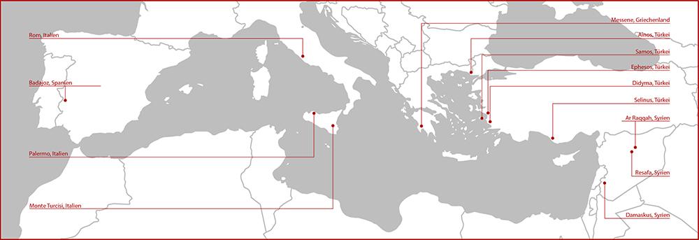 Mittelmeerraum