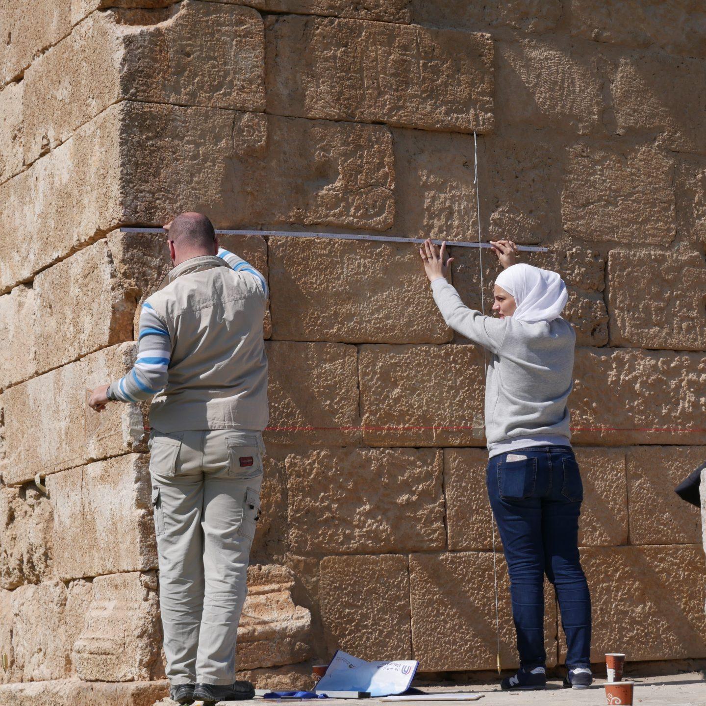 "Jordanien – Masterstudiengang ""Architectural Conservation"""