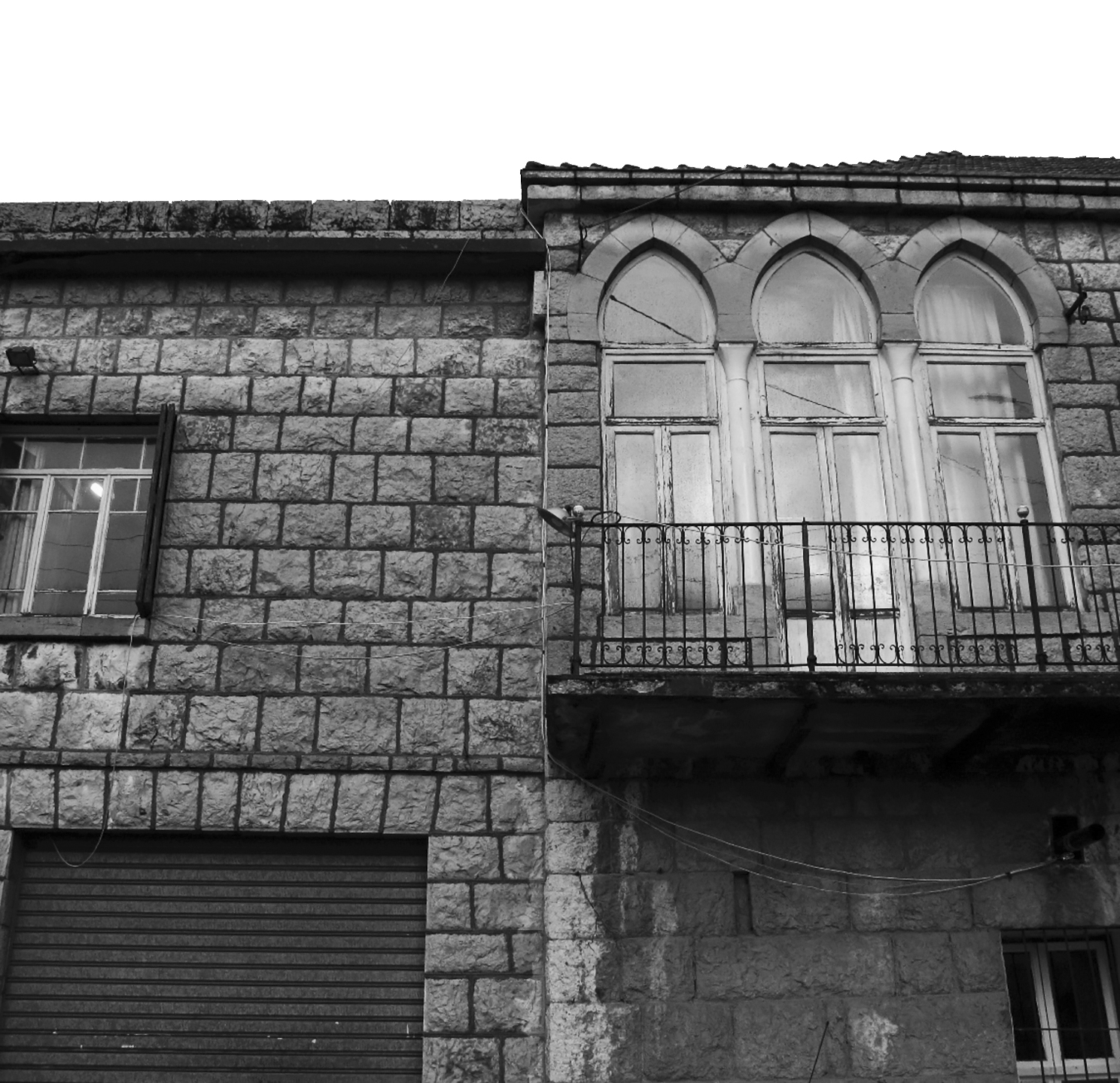 A House of many Faces, Dr.-Ing. Youssef El Khoury