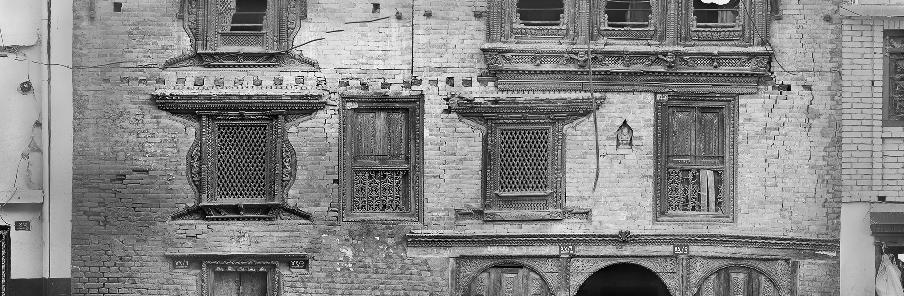 Architektur des Kathmandu-Tales – Nepal