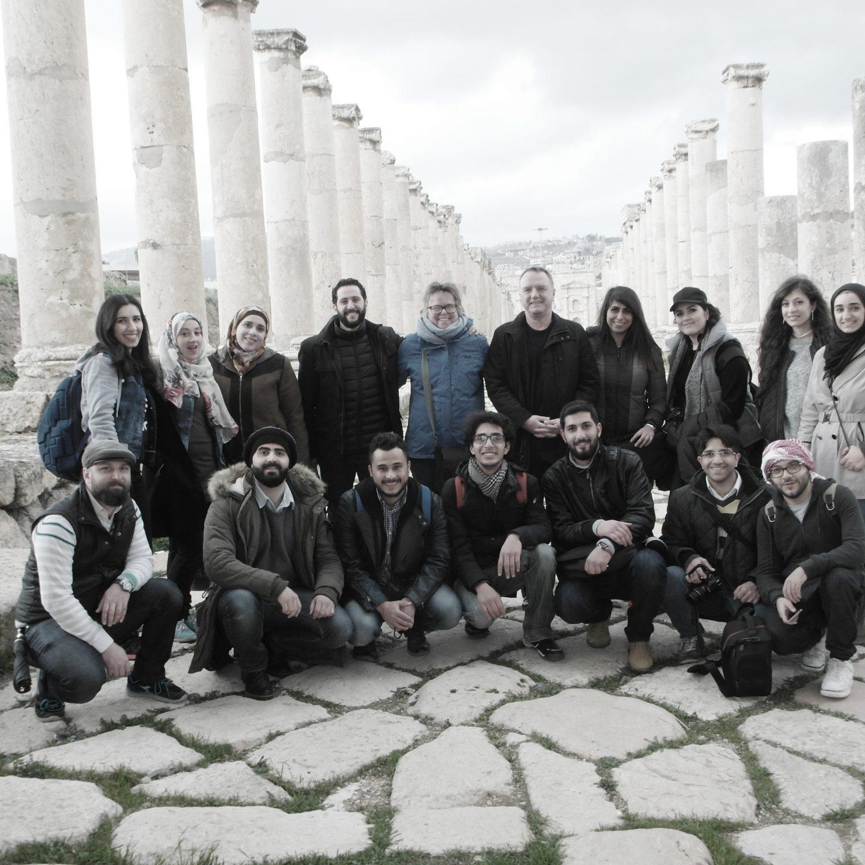 Masterstudiengang Architectural Conservation in Jordanien