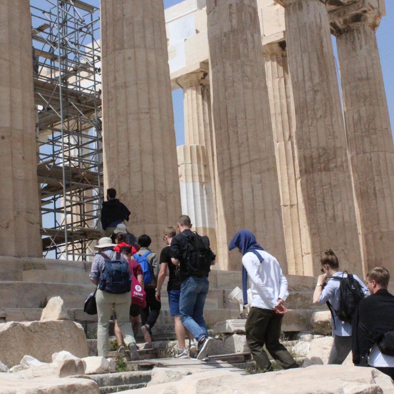 Exkursion nach Athen – Impressionen
