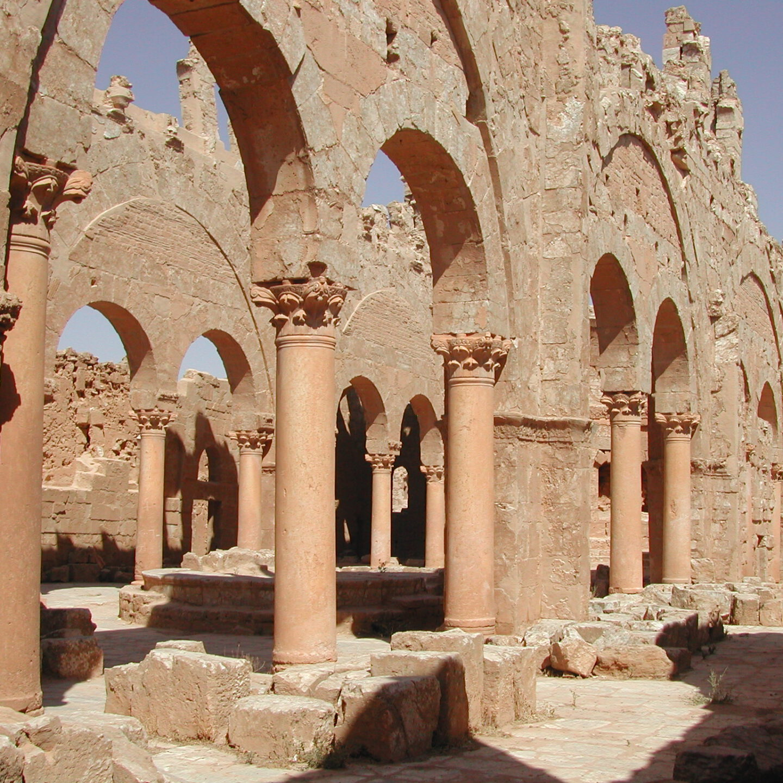 Resafa-Sergiupolis – Rusafat Hisham, Syrien. Pilgerstadt und Kalifenresidenz